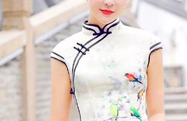 旗袍的样式起源